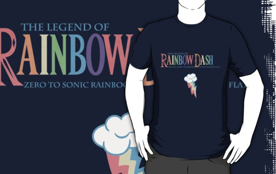 Legend of Rainbow Dash by Stephanie Whitcomb