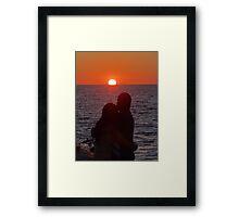 Love Is Beautiful - Amor Es Maravilloso Framed Print
