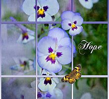 Faith, Hope and Love: Windows to Life by Bonnie T.  Barry