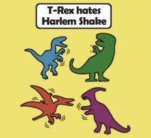 T-Rex Hates Harlem Shake by jezkemp