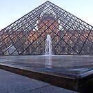 Musee du Louvre, Paris by graceloves
