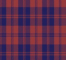 00087 McGregor Clan Tartan Fabric Print Iphone Case by Detnecs2013