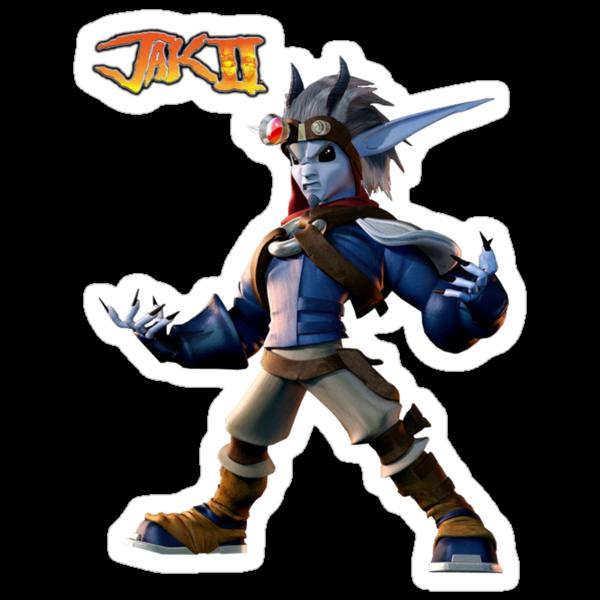 Dark Jak - Jak II by FilipeFL3