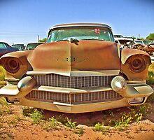 Cadillac Grill, Casa Grande, Arizona by Ralf372