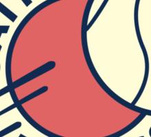 Saiyan Express Sticker