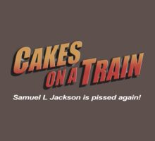 Cakes on a Train! by xnmex