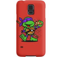 Vintage Donatello Samsung Galaxy Case/Skin