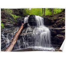 Shawnee Falls Poster