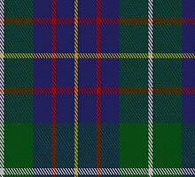 00092 McIntyre Clan Tartan Fabric Print Iphone Case by Detnecs2013
