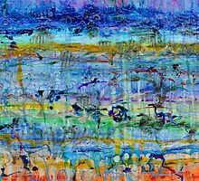 On Jupiter and Mars by Regina Valluzzi