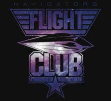 Flight Club (Galaxy) by Illestraider