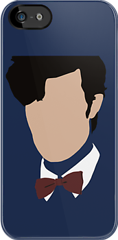 11th Doctor - Case by megzerlita