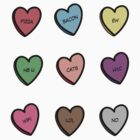 Hearts by Audrisette