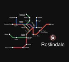 Roslindale (white) by Rajiv Ramaiah