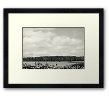 Polish Beaches Framed Print