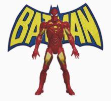 super-spider-bat-ironman by Samuel Robinson