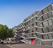 TAFE building, Warrnambool by Roger Neal