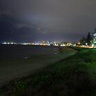 Gold Coast @ Night by clay2510