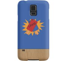 Ping Pong IPhone case (blue) Samsung Galaxy Case/Skin