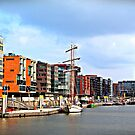 Hamburg by silentstead