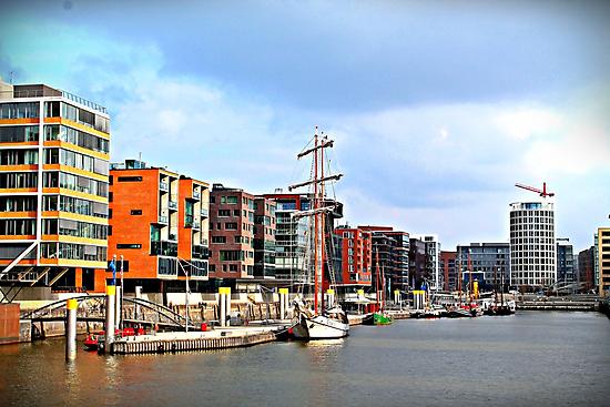 Hamburg by silentstead