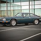 Jaguar XJS 6 by Mick Frank