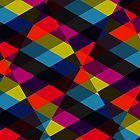 Diagonal (Crossover Pattern) by Mark Omlor