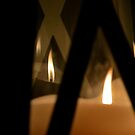 Candle Light by karineverhart
