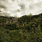 Burg (Castle) Eltz - 3 by Stephen Cullum