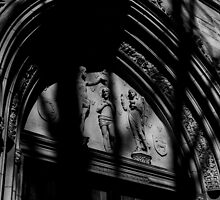 Chapel Door by Thliii