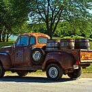 """1954 GMC Jack Daniels Pickup Truck """"Party Time"""" by TeeMack"""