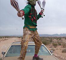 Yoda Juggler by jollykangaroo
