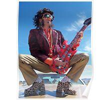 Rock Star King Poster