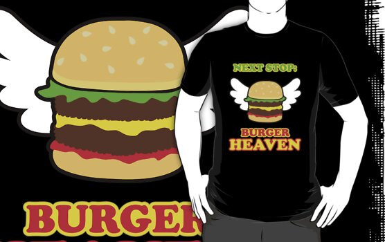 Burger Heaven by shirtypants