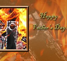 Father's Day Fire by jkartlife