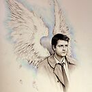 Castiel by marlene freimanis