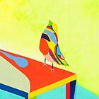 """Free bird"" by Geoff Bell-Devaney"