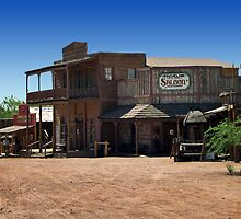 ApacheLand Saloon & Restaurant by LoneTreeImages
