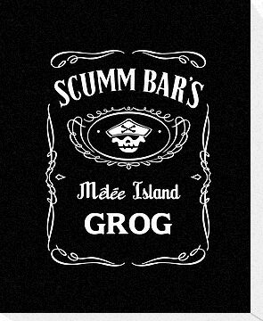 Scumm Bar's GROG by Whitebison