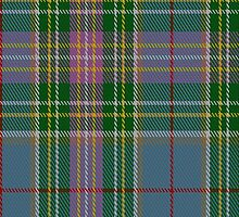 00179 Isle of Man District Tartan Fabric Print Iphone Case by Detnecs2013