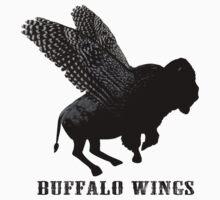 Buffalo Wings Flying Buffalo Kids Clothes