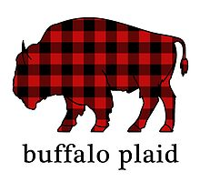 Buffalo Plaid by RedPine