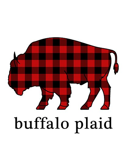 Buffalo Plaid by RedPine