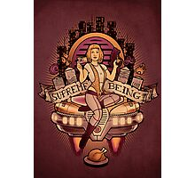 Supreme Being Photographic Print