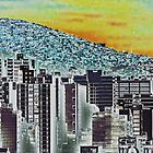 The City of Caracas by Kellice