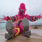 Pink Clown by jollykangaroo