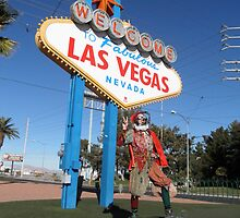 Court Jester in Las Vegas by jollykangaroo
