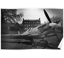 Spitfire Poster