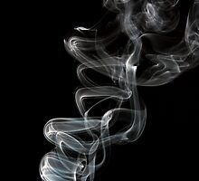 Smoke it away and up by Eriks Dreimanis