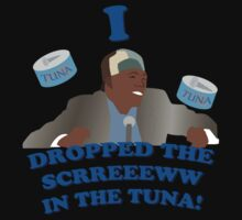 """I put the screw in the tuna!"" by FlyNebula"